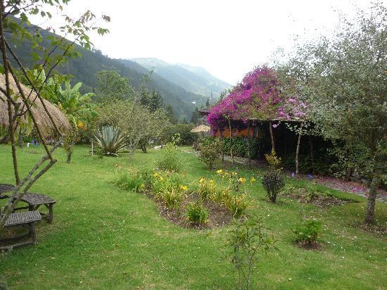Hacienda Manteles: Exterior