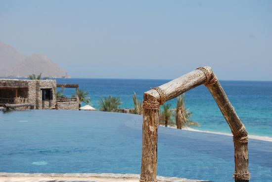 Six Senses Zighy Bay: View from my villa [II]