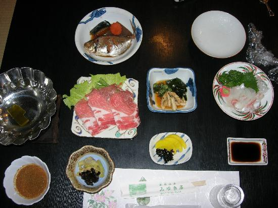 Miyukiya : my dinner