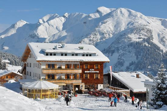 Hotel Ilga, Oberlech