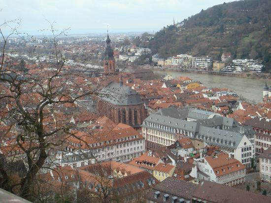 Jerman: HEIDELBERG UN LUGAR MARAVILLOSO