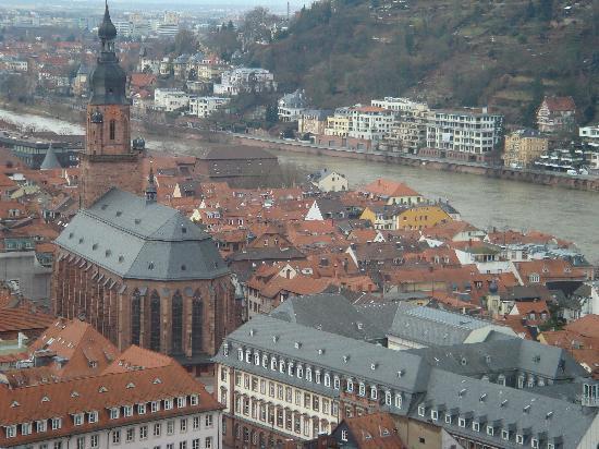 Germany: HEIDELBERG UN LUGAR MARAVILLOSO