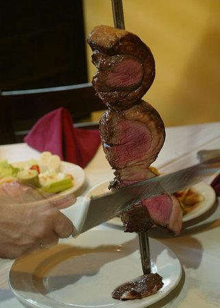 Fogo de Chao Brazilian Steakhouse: Picanha