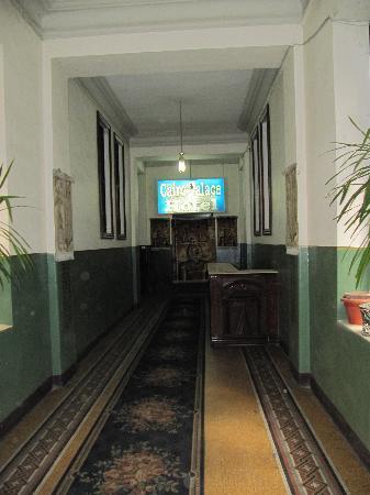 Cairo Palace: Flur