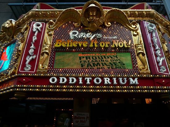 ‪Ripley's Believe It or Not - Times Square‬