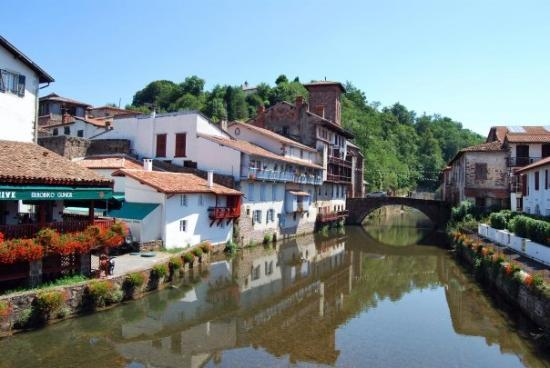 Saint Jean Pied De Port Picture Of SaintJeanPieddePort Basque - Location st jean pied de port