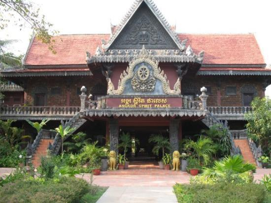 Bilde fra Angkor Spirit Palace