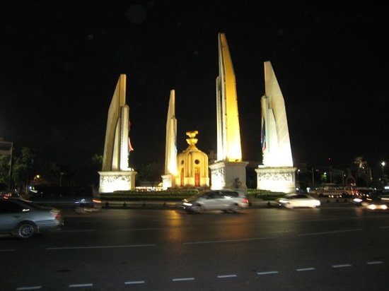 The October 14 Democracy Monument