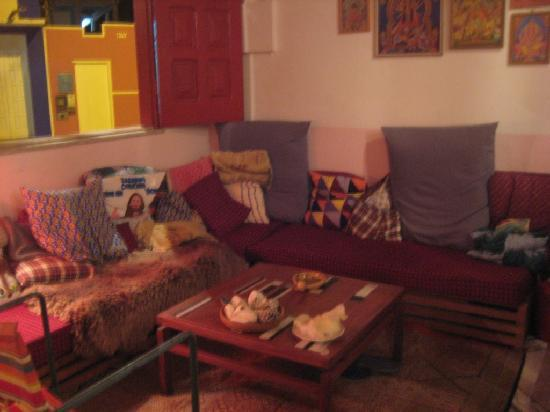 Chez Iris & Igor : Salon