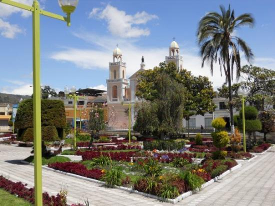 Риобамба, Эквадор: Guano, Ecuador