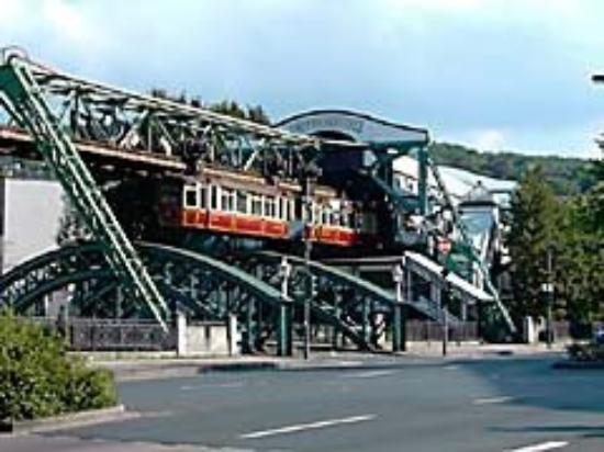 Wuppertal North RhineWestphalia Germany This is where I waas