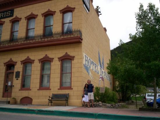Hotel de Paris Museum: Road trip to Colorado