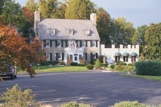 Shepherdstown, فرجينيا الغربية: Bavarian Inn