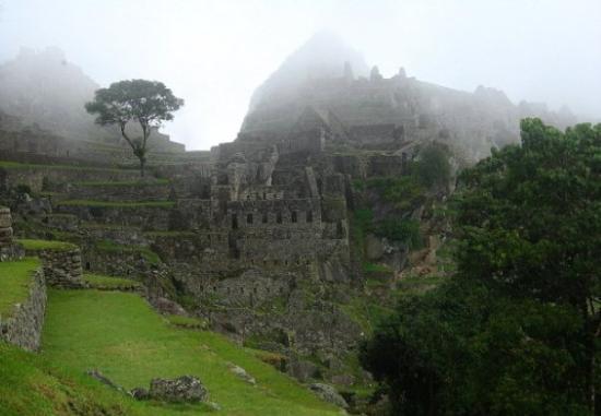 Gate of the Sun (Intipuncu): Macchu Pichu