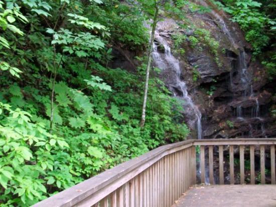 Black Rock Mountain State Park: Ada-hi Falls