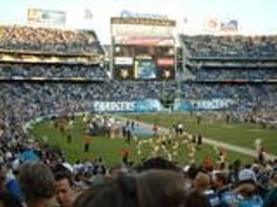 ‪Qualcomm Stadium‬