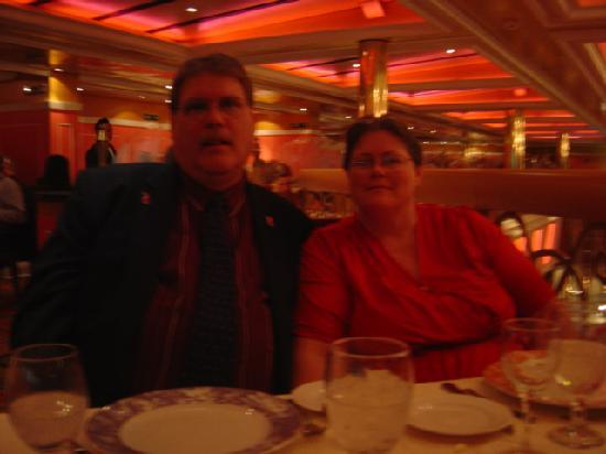 Miami Springs, FL: me and the mrs..we are real people