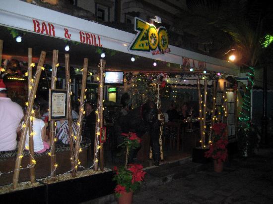 Zoo bar grill in puerto de mogan fotograf a de puerto - Pension eva puerto de mogan ...