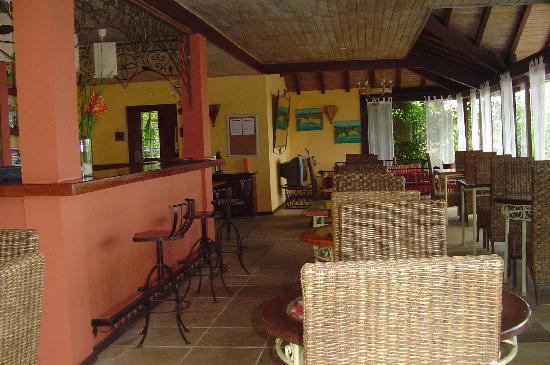 La Pedrera Small Hotel & Spa: Lobby