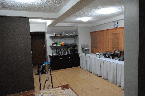 Hotel do Largo: Breakfast room
