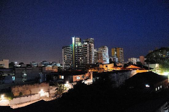 Hotel do Largo: Nightime view