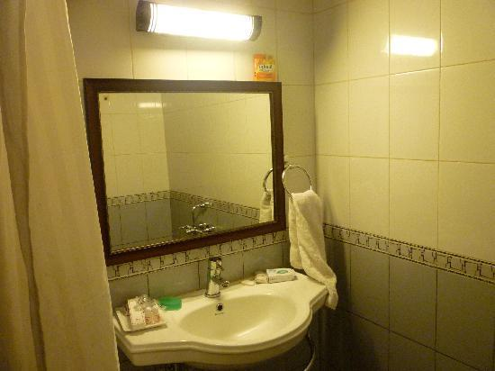 Hotel Welbeck Residency: Bathroom