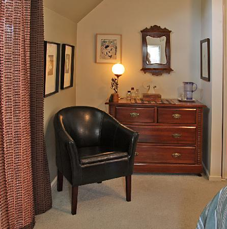 Christchurch Gaystay : Bedroom 1