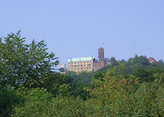 Eisenach, Jerman: Wartburg