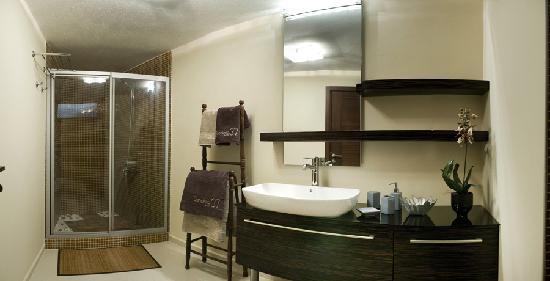 Sandima 37 Hotel Bodrum: Garden Suite Bathroom