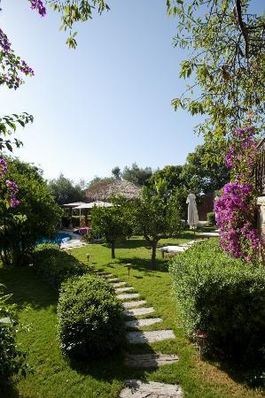 Sandima 37 Hotel Bodrum: Sandima 37 Garden View