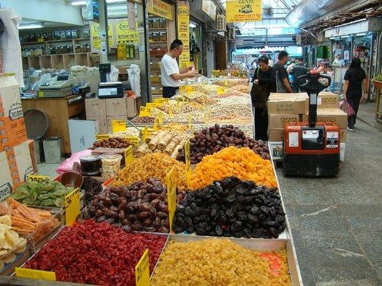 马哈尼耶胡达市场
