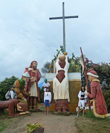 Trancoso, BA: COROIA VERMELHA, LUGAR DONDE EN 1500 SE CELEBRÓ LA PRIMERA MISA DE BRASIL
