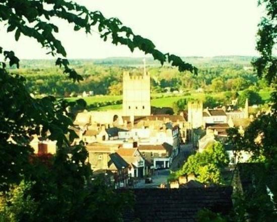 Been here! My home town, Richmond, Yorkshire. Nice pic. Mike.