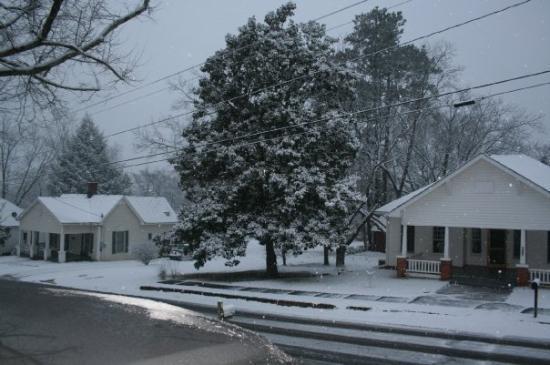 Toccoa, GA: How about a Magnolia Snow Cone?