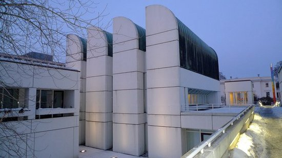 Bauhaus Archive / Museum of Design (Bauhaus Archiv Museum fur Gestaltung)