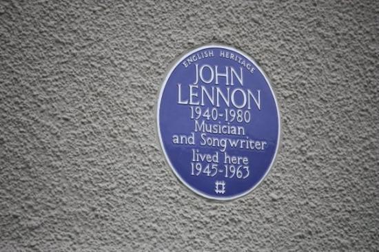 Bilde fra Mendips - John Lennon Home