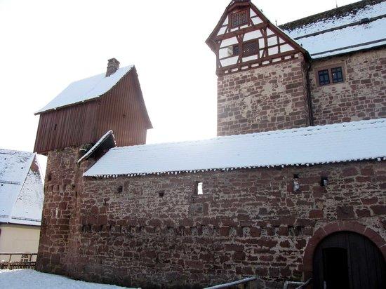 Altes Schloss mit Museum