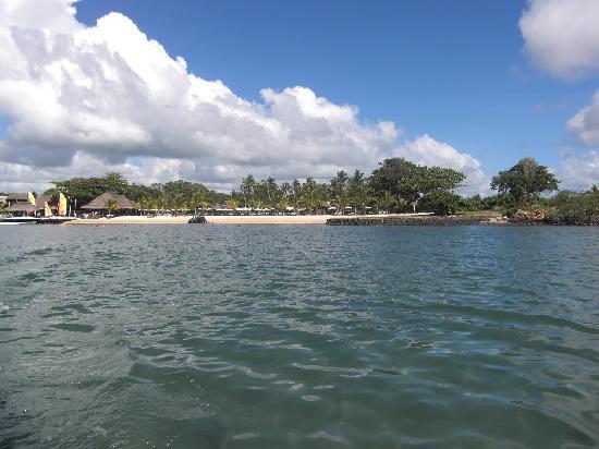 Anahita Golf & Spa Resort: Der Strand