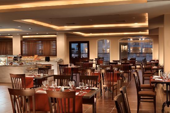 Jaz Sharks Bay: Barracuda Main Restaurant