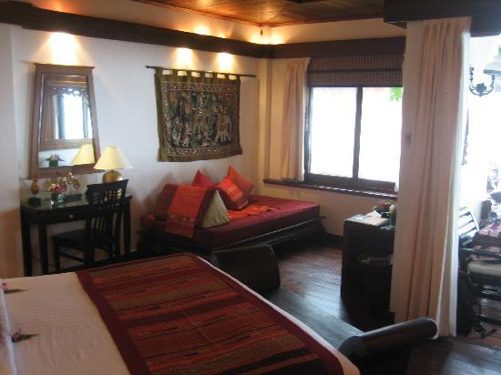 Rocky's Boutique Resort: chambre