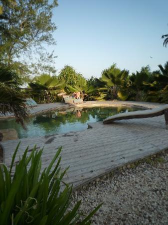 poolside - matemwe beach village