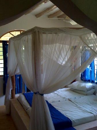 our bedroom - matemwe beach village