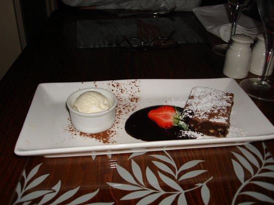 The Inn at Grinshill: Pretty & delicious!