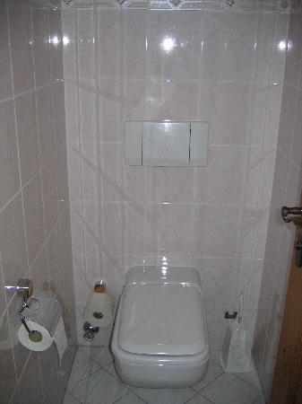 Kirchberg, Autriche : WC