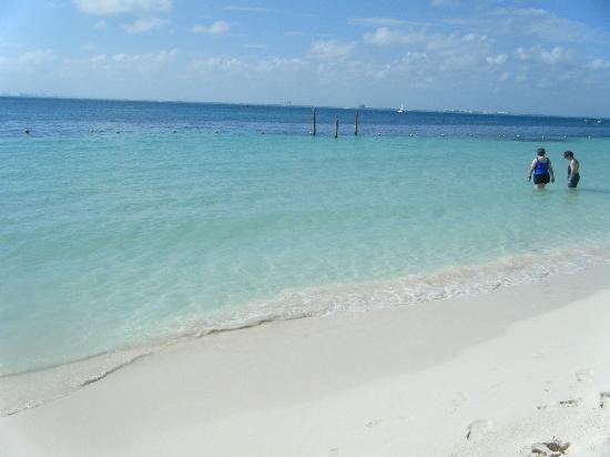 Playa Norte: beautiful
