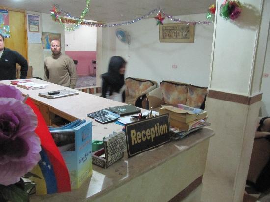 Cairo Stars Hotel: Lobby