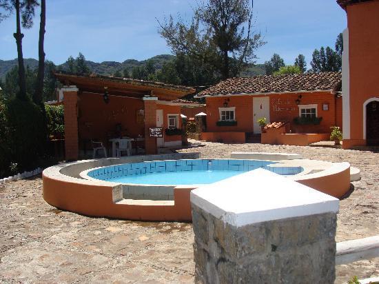 Hotel & Spa Laguna Seca: Pool