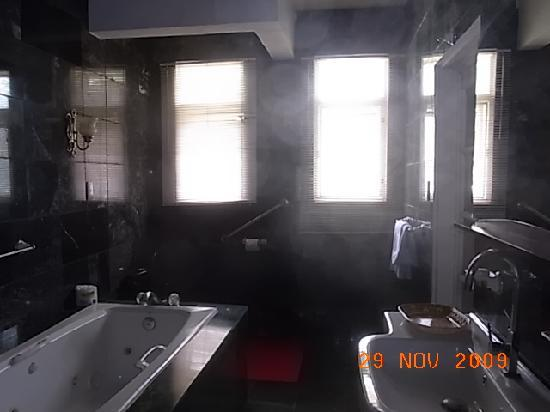 The Sovereign Residence: bathroom