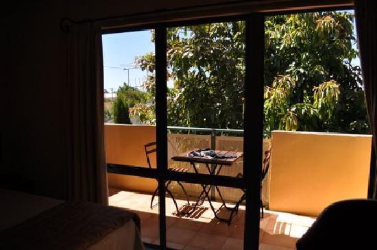 BEST WESTERN Tuscany Gardens Motor Lodge: balcony