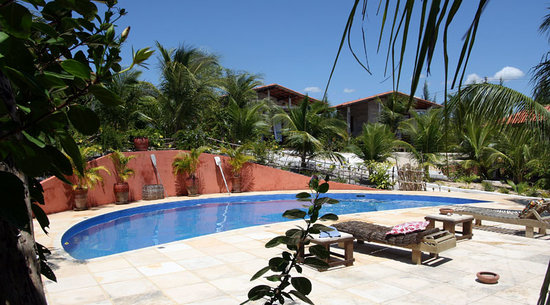 Kite Brazil Hotel: pool kite brazil